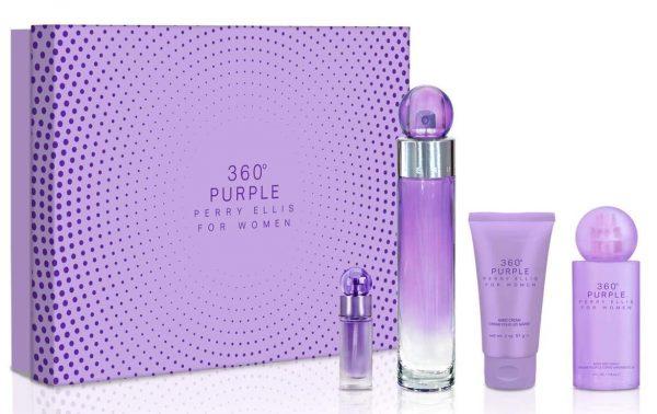 purple woman