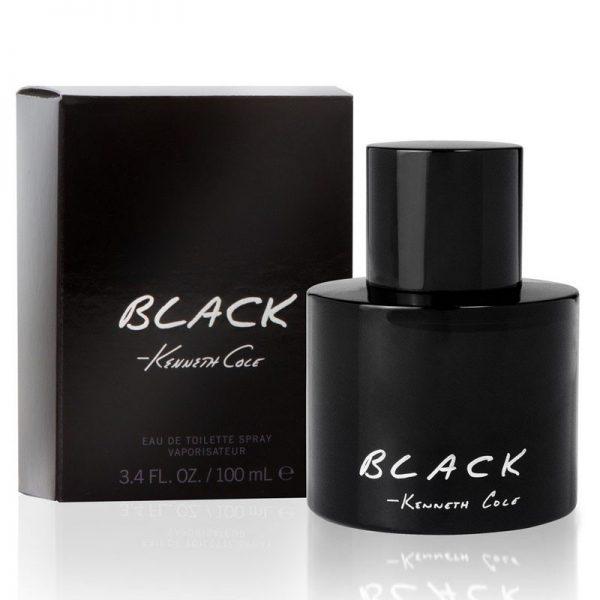 KENETH COLE BLACK MEN 3.3 EDT SP