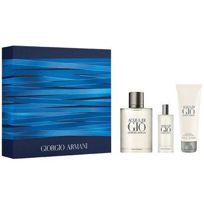 armani eau de toilette gift set for him 3614272943124 acqua di gio